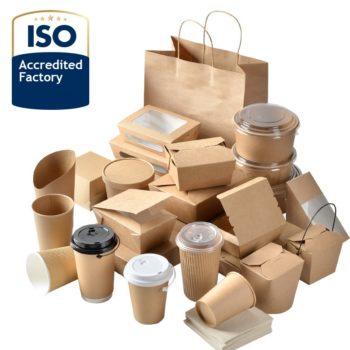 Disposable Takeaway Boxes