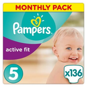 Pampers Premium Protection Active Baby